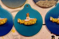 Yellow Submarine Ornaments