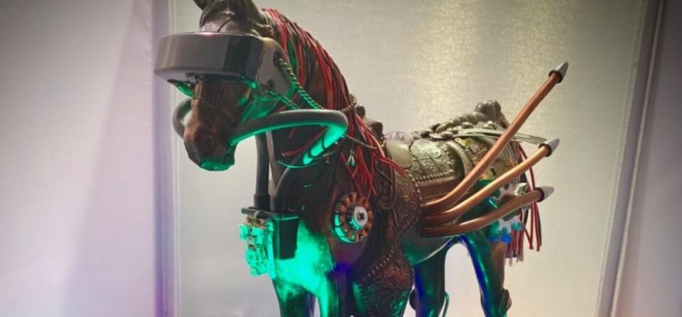 Atom-Punk Horse